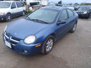 2003 DODGE NEON NEW FOR PARTS @ PICNSAVE WOODSTOCK