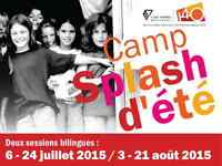 CAMP SPLASH D'ÉTÉ - 2015 - CAMP SUMMER SPACE