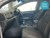 2017 Kia Sportage 1.6 GDi ISG 2 5dr - SUV 5 Seats SUV Petrol Manual
