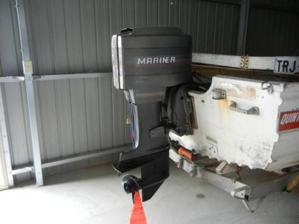 60 HP MARINER OUTBOARD MOTOR Goolwa North Alexandrina Area Preview