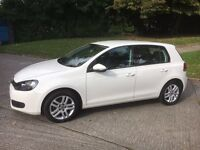 VW Golf 1.6 Bluemotion