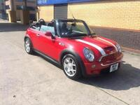 2006 MINI Convertible 1.6 Cooper S 2dr Convertible Chilli Pack
