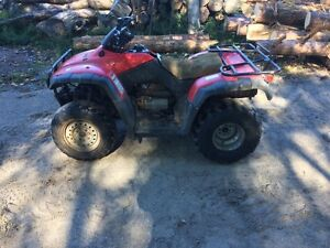 Wanted all makes and models of atvs dead or alive CASH PAID