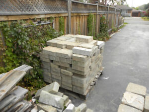 Permacon Pavers  (Sand colour)