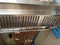 Commercial Exhaust hood - $1999.00