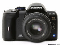 Olympus DSLRs and Lenses for Sale