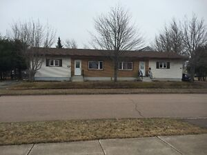 Side by Side Duplex for rent - Available now
