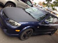 2003 Mazda MAZDASPEED Protege Protege5 Hatchback