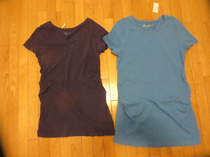 """3 New """"GAP"""" Maternity  t-shirts, S & M, L $5 each, $12 for all"""