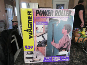 Wagner paint roller