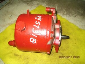 DAVID BROWN CASE 995-1210-1290-13-1490 TRACTOR PUMP STEERING