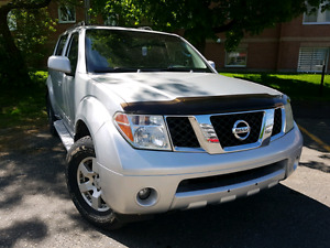 Nissan pathfinder 2005 full equipe 4x4 familiale cuir+toit 117km