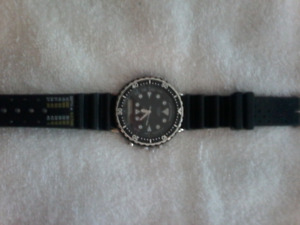 CLASSIC CITIZEN DIVERS WATCH 45 YEARS OLD