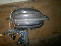 Evinrude  2 HP outboard fishing motor