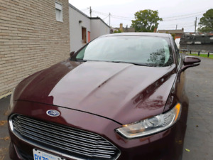 ford fusion se 2013 with safety