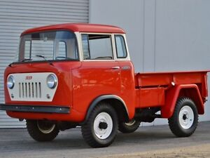 Wanted: Jeep FC 150