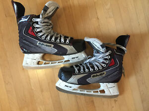 Vapor X50 hockey skates - size 8.5D USED