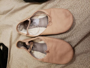 Youth ballet and jazz shoes size 4.5 $15 each