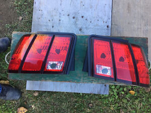 Ford Mustang Tail Lights + Head Lights Prince George British Columbia image 1