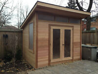 Modern Sheds - Built to Order - Best Price Guarantee