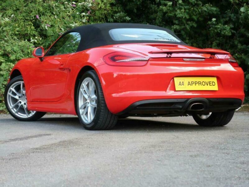 2013 62 PORSCHE BOXSTER 2 7 24V 981 PDK AUTO 2DR CONVERTIBLE | in  Sheffield, South Yorkshire | Gumtree