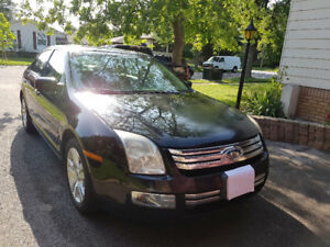 Fully Loaded 2008 Ford Fusion