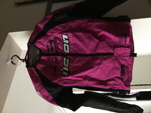 Women's bike jacket