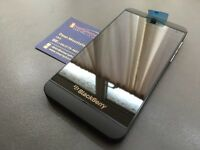 Brand new sim free Original Blackberry Z10 sealed box with full accessories in stock