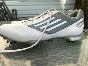 Adidas Men's Golf Shoes - Size 10 - Great Condition