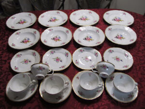 China Dishes - Set for 8