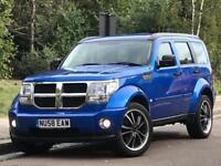 2008 Dodge Nitro 3.7 V6 SXT SUV 5dr Petrol Automatic (283 g/km, 203 bhp)