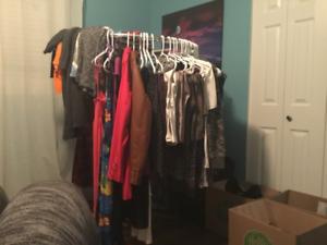 Ladies clothes 61 items sizes medium /8-10