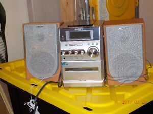 Sony Compact Stereo