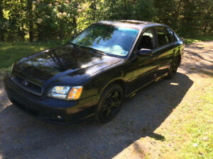 2003 Subaru Legacy Sedan Auto with 2 year MVI AWD