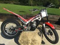 2015 Beta Evo 300cc Trials Bike