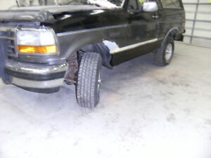 Truck/Trailer mobile welding repairs and fabricating.