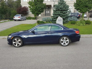 2008 BMW 328i Cabriolet - Great Condition - Still Under Warrenty