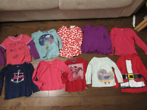 Toddler Girl Clothes - $25
