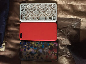 iPhone 5 & 6 6s Cases, Moto x case, car charger