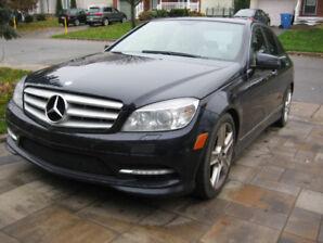 Mercedes C300 2011