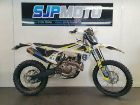 Husqvarna FE450 2019 Only Covered 13 Hours 386 Miles NOW SOLD