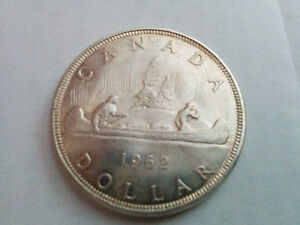 Canadian dollar from 1962