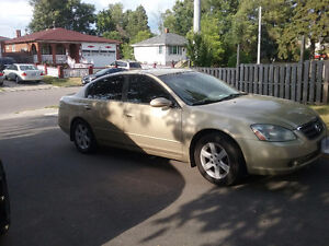 2003 Nissan Altima for sale