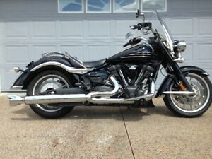 2008Yamaha Roadliner Midnight