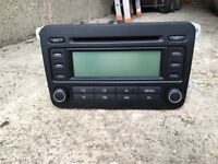 Vw golf mk5 car stereo
