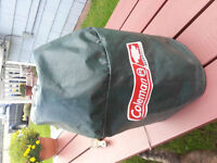 Propane tank cover for pop-up camper for sale