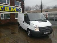 Ford Transit 2.2TDCi ( 100PS ) ( EU5 ) 260S low roof