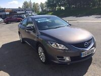 "MAZDA 6 TS 2 LITRE DIESEL 58 PLATE ELECTRIC WINDOWS/MIRRORS """"CRUISE CONTROL"