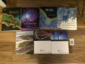 U of S First and Second Year Textbooks
