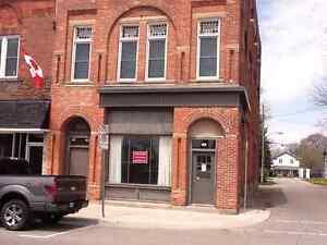 Downtown Ridgetown office space